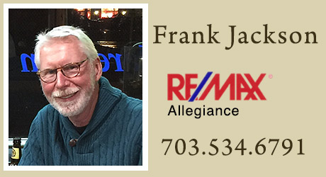 Arlington VA Homes - Frank Jackson.